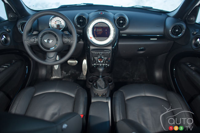 mini cooper s countryman all4 2013 essai routier. Black Bedroom Furniture Sets. Home Design Ideas