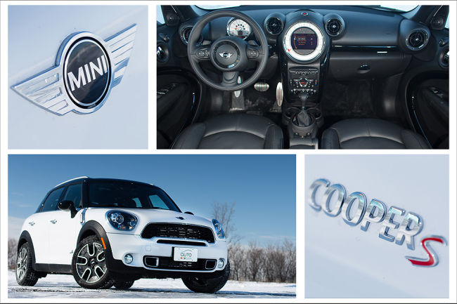 2013 Mini Cooper S Countryman All4 Review