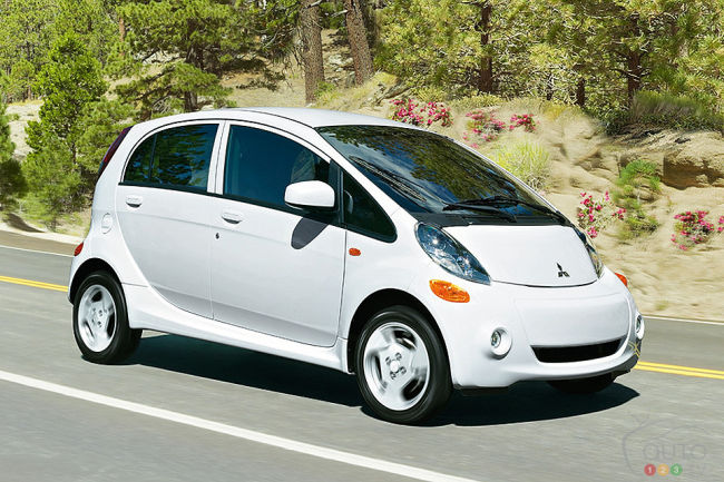 Mitsubishi Reports Steering Problem On 2013 I Miev