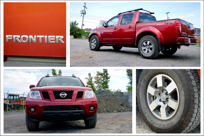 2012 nissan frontier pro 4x 4x4 crew cab review. Black Bedroom Furniture Sets. Home Design Ideas
