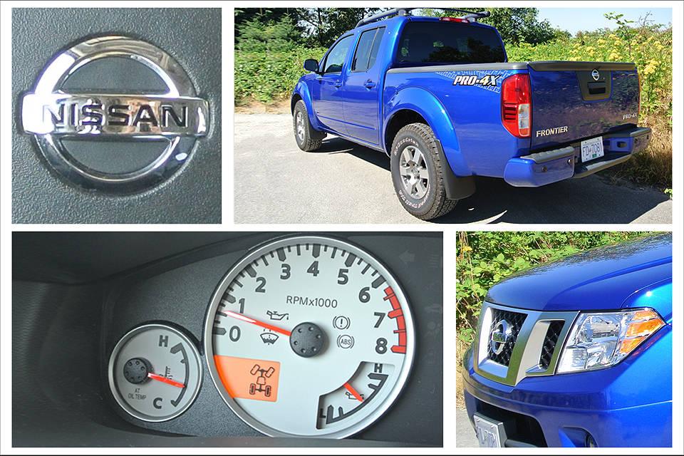 2013 Nissan Frontier Crew Cab PRO 4X 4x4