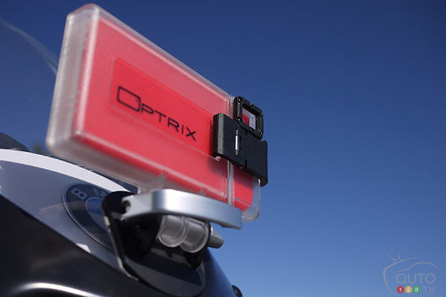 Optrix HD