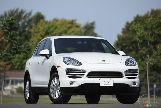 2013 Porsche Cayenne Diesel Review