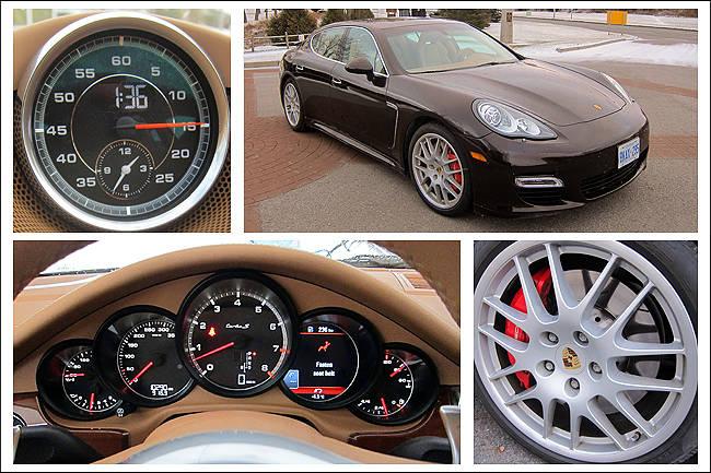 2012 Porsche Panamera Turbo S Review