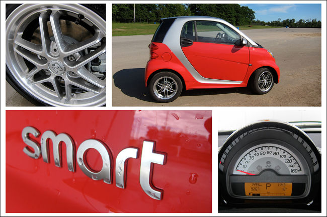2012 Smart Fortwo Coupe Passion