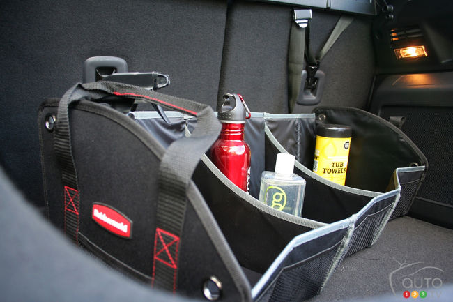 Rubbermaid Car Organizer