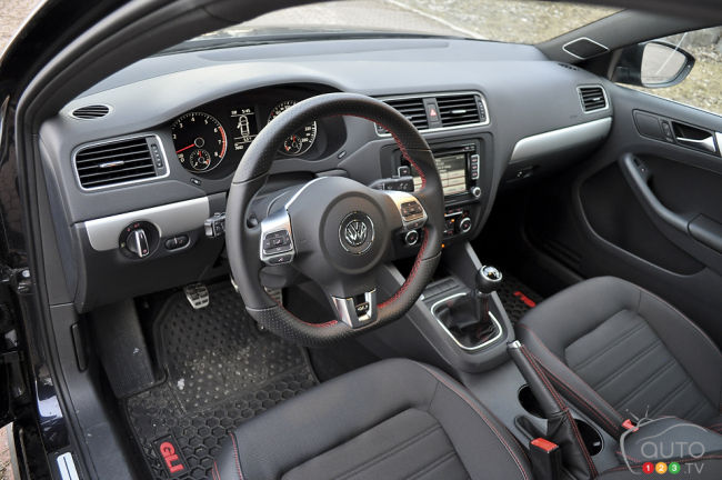 2013 Volkswagen Jetta GLI Review