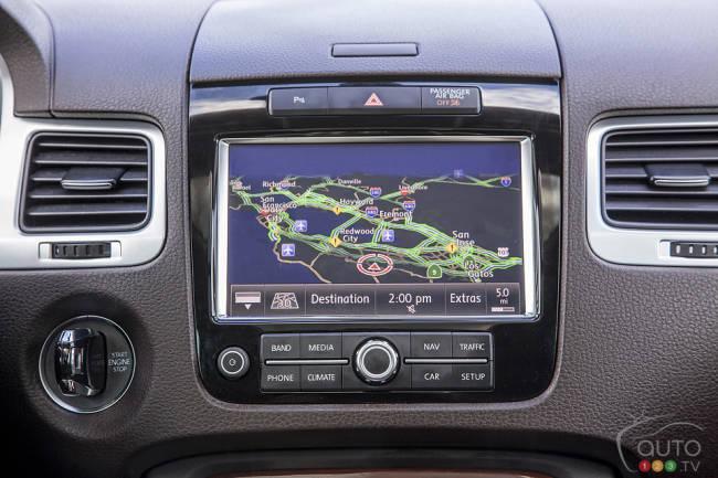 2012 Volkswagen Touareg TDI Execline Review