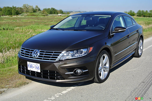 2013 volkswagen cc r line review. Black Bedroom Furniture Sets. Home Design Ideas