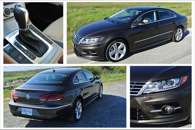 Lieblings 2013 Volkswagen CC R-Line Review #JR_51