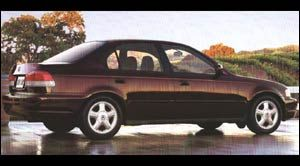 2000 Acura 1.6 EL | Specifications - Car Specs | Auto123
