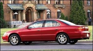 2000 Acura 3.2 TL | Specifications - Car Specs | Auto123