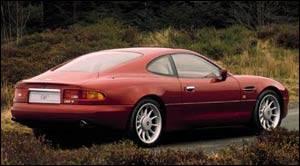 Aston Martin DB Specifications Car Specs Auto - 2000 aston martin