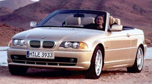 bmw 3-series 323Ci