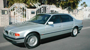 bmw 7-series 740iL