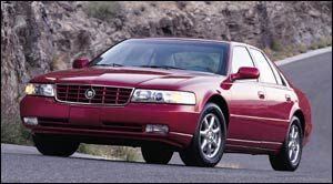 2000 Cadillac Seville | Specifications - Car Specs | Auto123