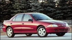 2000 Chevrolet Cavalier | Specifications - Car Specs | Auto123