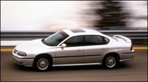 2000 Chevrolet Impala | Specifications - Car Specs | Auto123