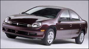 2000 chrysler neon specifications car specs auto123. Black Bedroom Furniture Sets. Home Design Ideas
