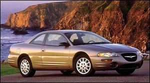 chrysler sebring LX