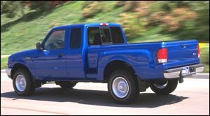 2000 Ford Ranger Specifications Car Specs Auto123