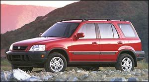 New Honda Crv >> 2000 Honda CR-V | Specifications - Car Specs | Auto123