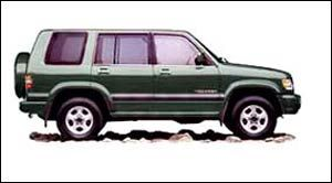 isuzu trooper S