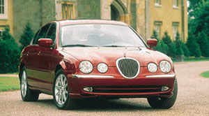 jaguar s-type 4.0