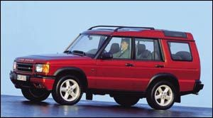2000 Land Rover Discovery | Specifications - Car Specs | Auto123