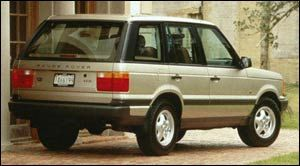 2000 Land Rover Range Rover | Specifications - Car Specs | Auto123