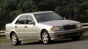 Mercedes kompressor 2000