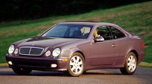 Mercedes Clk Cl Clk320