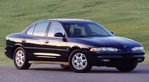 oldsmobile intrigue GX