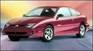 Pontiac Sunfire Se