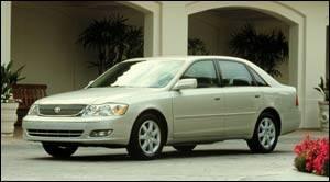 Great Toyota Avalon XLS