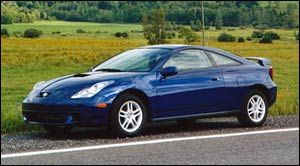 High Quality Toyota Celica GT