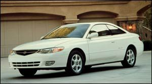 2000 Toyota Solara Se