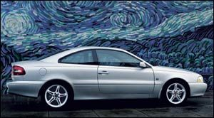 Technical Specifications 2000 Volvo C70 Lt