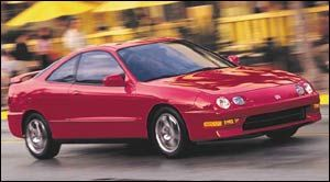 Acura Integra GS R