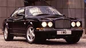 bentley continental T Mulliner