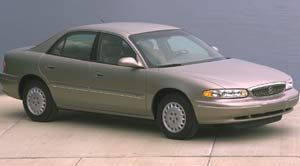 buick century Limited