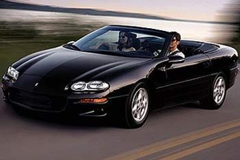2001 Chevrolet Camaro Specifications Car Specs Auto123