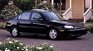 The Best 2001 Chevy Malibu