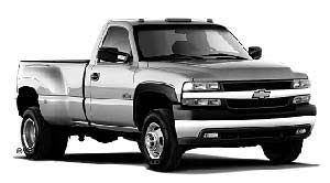 Silverado K3500 Regular Cab