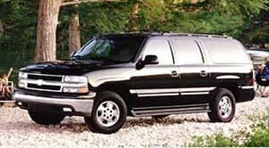 2001 Chevrolet Suburban Specifications Car Specs Auto123