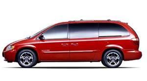 2001 dodge caravan specifications