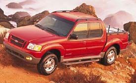2001 Ford Explorer Sport Trac Specifications Car Specs Auto123
