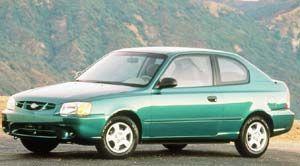 2001 hyundai accent gs