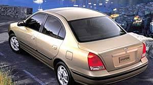 2001 Hyundai Elantra Specifications Car Specs Auto123