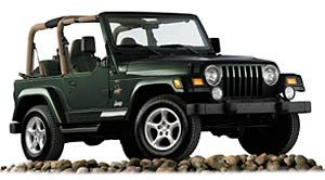 2001 jeep tj specifications car specs auto123. Black Bedroom Furniture Sets. Home Design Ideas
